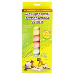 Мел цветной для асфальта Kidis 7413