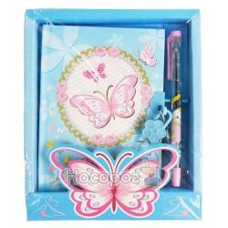 Блокнот дитячий №LS-002 з ручкою