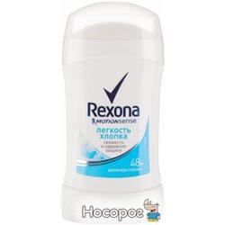 Дезодорант-антиперспирант Rexona Хлопок 40 мл (54024502)