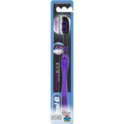 Зубна щітка Oral-B Black 40 Всебічна чистка Medium (3014260101350)