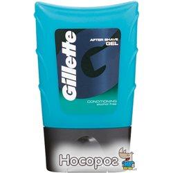 Гель после бритья Gillette Aftershave Gel Conditioning Питающий и тонизирующий 75 мл (3014260284367)
