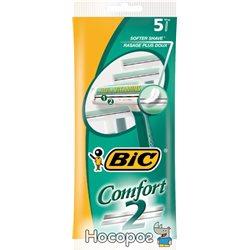 Бритва BIC Comfort 2 5 шт (3086127500163)