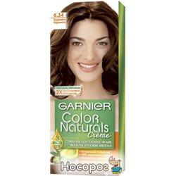 Краска для волос Garnier Color Naturals 6.34