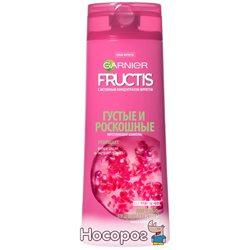 Шампунь Garnier Fructis Густые и Роскошные для волос лишенных густоты 250 мл (3600541534735)