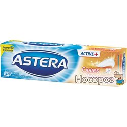 Зубная паста Astera Active + Caries Protection 100 мл (3800013511480)