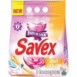 Стиральный порошок Savex Parfum Lock 2in1 Color Compact 4 кг (3800024013188)