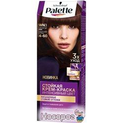 Краска для волос Palette WN3 (4-60) Золотистый кофе 110 мл (3838824087245)