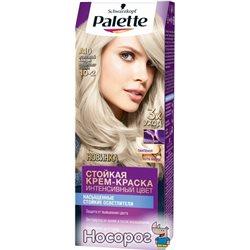 Краска для волос Palette A-10 (10-2) Жемчужный блондин 110 мл (3838824109503)