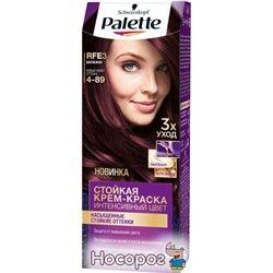 Краска для волос Palette RFE-3 (4-89) Баклажан 110 мл (3838905551719)