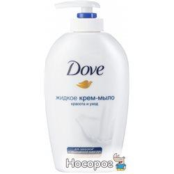 Жидкое крем-мыло Dove Красота и уход 250 мл (4000388177000)