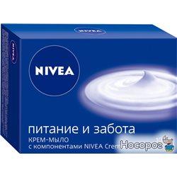 Крем-мыло Nivea Питание и уход 100 г (4005900228840)