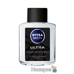 Лосьон после бритья Nivea Men Ultra 100 мл (4005900495341)