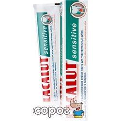 Зубная паста Lacalut sensitive 50 мл (4010439201325)