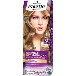 Краска для волос Palette BW10 (10-46) Пудровый блонд 110 мл (4015100187649)