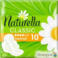 Гигиенические прокладки Naturella Classic Normal 10 шт (4015400317876)