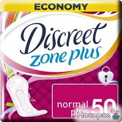 Ежедневные гигиенические прокладки Discreet Normal 50 шт (4015400515685)