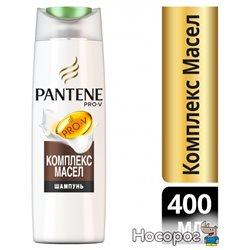 Шампунь Pantene Pro-V Слияние с природой Oil Therapy 400 мл (4015600611811)