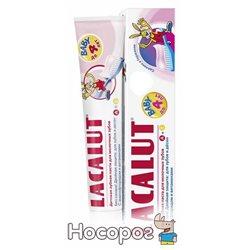 Зубная паста Lacalut детская до 4 лет 50 мл (4016369696279)