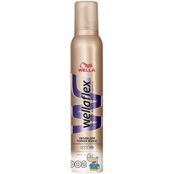 Мусс для волос Wella Wellaflex Объём для тонких волос Суперсильная фиксация 200 мл (4056800888573)