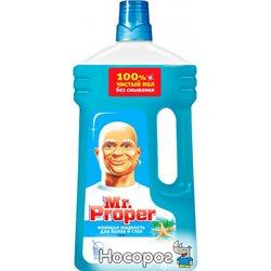 Миюча рідина для підлоги і стін Mr. Proper Чи