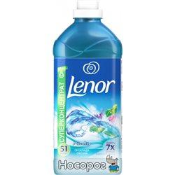 Кондиционер для белья Lenor Прохлада океана 1.8 л (4084500691346)