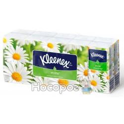 Kleenex - Носовые платки 10x10 Ромашка (24) 9470130