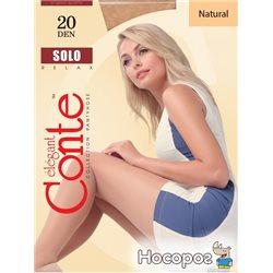 Колготки Conte Solo 20 Den 4 р Natural -4810226008201