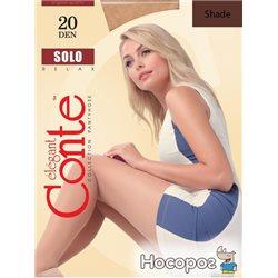 Колготки Conte Solo 20 Den 2 р Shade -4810226008300