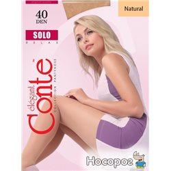 Колготки Conte Solo 40 Den 5 р Natural -4810226008577