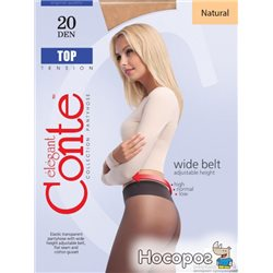 Колготки Conte Top 20 Den 2 р Natural -4810226011201