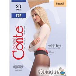 Колготки Conte Top 20 Den 4 р Natural -4810226011225