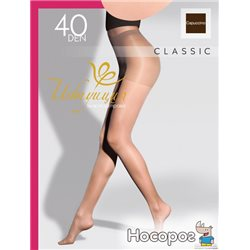 Колготки Intuicia Classic 40 Den 5-6 р Cappuchino (4820023712355)