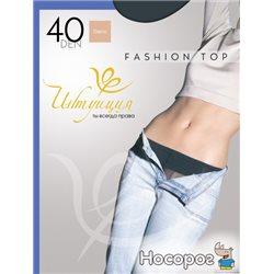 Колготки Intuicia Fashion Top 40 Den 4 р Daino (4820023713048)