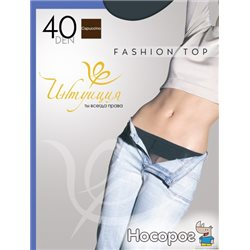 Колготки Intuicia Fashion Top 40 Den 4 р Cappuchino (4820023713055)