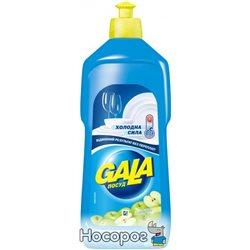 Жидкое средство для мытья посуды Gala Яблоко 500 г (4820026780276)