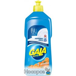 Жидкое средство для мытья посуды Gala Апельсин 500 г (4820026780344)