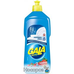 Жидкое средство для мытья посуды Gala Ягода 500 г (4820026780825)