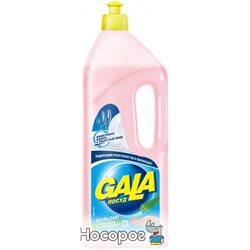 Бальзам для мытья посуды Gala для нежных рук с глицерином и алое вера 1 кг (4820026788234)