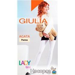 Колготки Giulia Agata 150 Den 140-146 р Panna (4820040136608)
