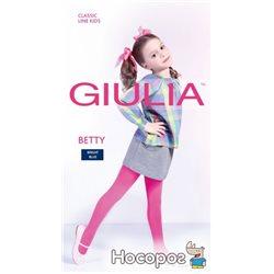 Колготки Giulia Betty 80 80 Den 116-122 см Bright Blue (4820040232140)