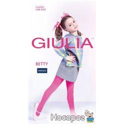 Колготки Giulia Betty 80 80 Den 116-122 см Dark Bleu (4820040232225)