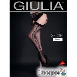 Чулки Giulia Secret 4 20 Den 3/4 р Bianco (4820040270937)