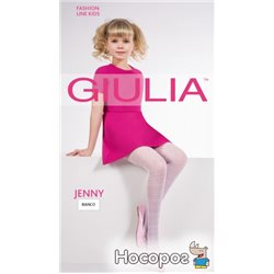 Колготки Giulia Jenny (2) 20 Den 140-146 см Bianco (4820040278001)