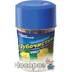 Зубочистки Фрекен БОК дерев'яні 250 шт (4820048480758)