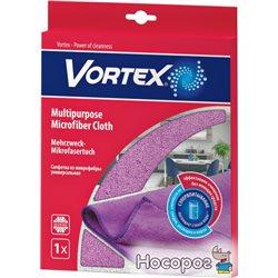 Серветка Vortex з мікрофібри універсальна 1 шт (4820048488136)