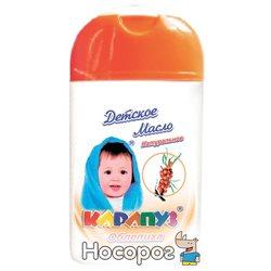 Натуральное детское масло Карапуз Облепиха 100 мл (4820049380675)