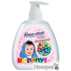 Крем-мыло Карапуз Витаминка 190 мл (4820049380828)