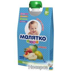Пюре Малятко Фруктовий салат 90 г (4820123511384)