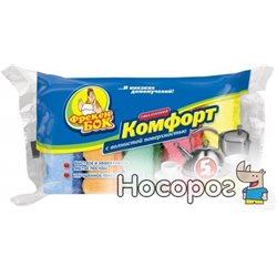 Губка кухонная Фрекен БОК Комфорт 5 шт (4820143704193)