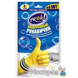 Перчатки хозяйственные PrOK универсальные S (4820159841547)